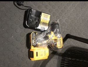 New DeWalt XR DRILL COMBO for Sale in Orlando, FL