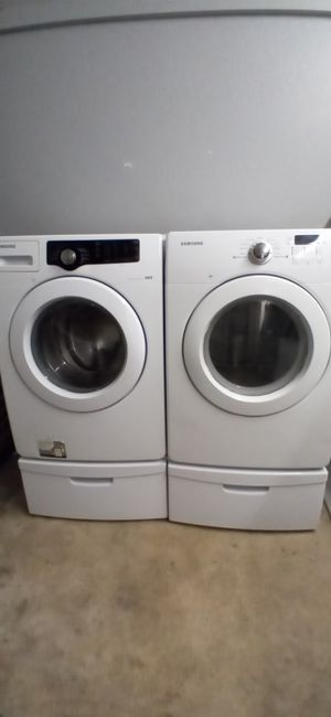 Samsung washer and dryer set for Sale in Orlando, FL