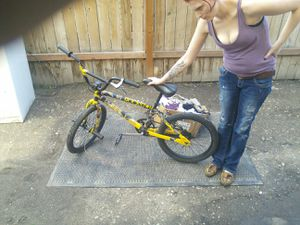 Rockstar redlne bmx bike for Sale in South Salt Lake, UT