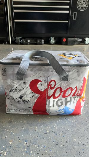 Cooler (Coors Light) for Sale in Golden, CO