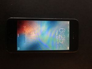 iPhone 5, 16gb UNLOCKED for Sale in Seattle, WA
