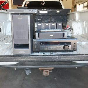 Sony Stereo And TV Monitor for Sale in Pinedale, AZ