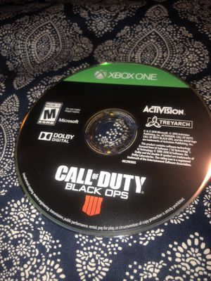 black ops 4 for Sale in New Britain, CT
