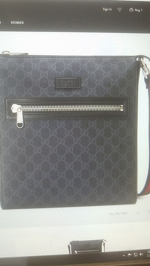 Gucci Messenger Bag for Sale in New Berlin, WI
