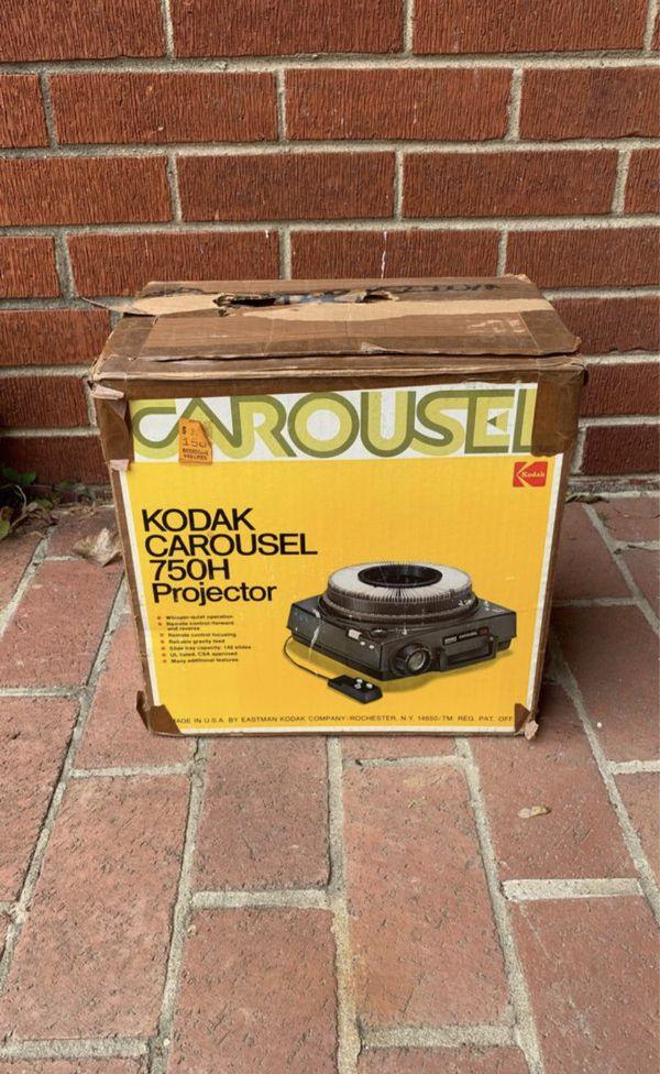 Kodak projector