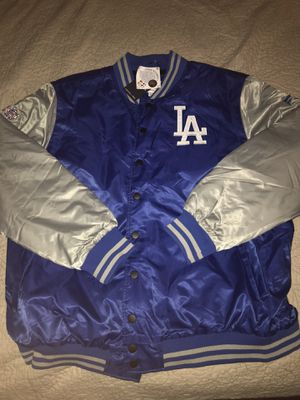 Fanatics MLB Authentic padded Dodgers jacket for Sale in Artesia, CA