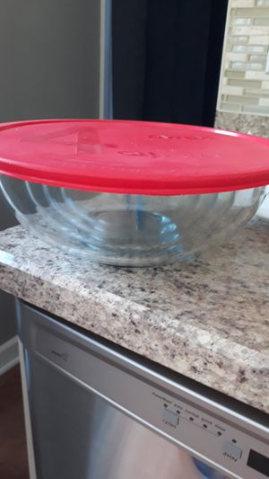 Pyrex glass bowl set for Sale in Arlington Heights, IL