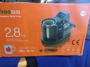 Mug sublimation machine for Sale in Hacienda Heights, CA