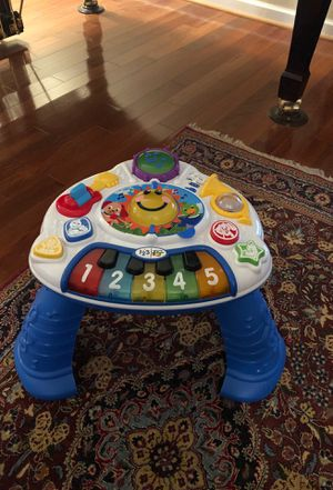 Baby and Toddler light up toy piano for Sale in Virginia Beach, VA