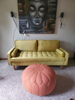 New sofa and ottoman pouf for Sale in Dublin, OH