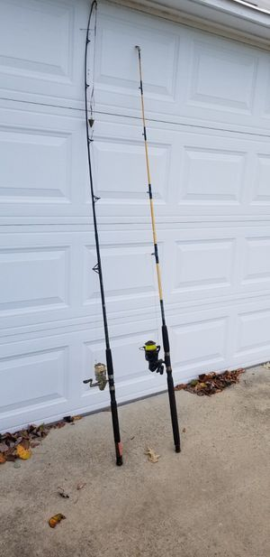 Fishing Rods for Sale in Suffolk, VA