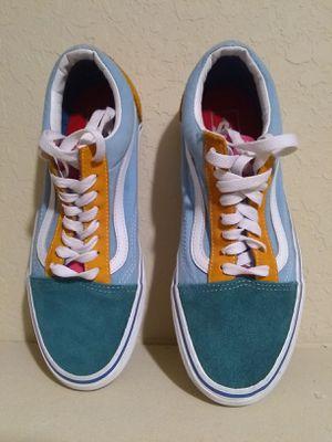 Vans multicolor shoes for Sale in San Antonio, TX