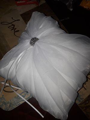 Ring bearer pillow for Sale in US