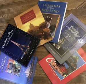 Christmas Around the World collectors books for Sale in Phoenix, AZ