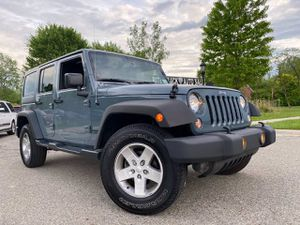 2015 Jeep Wrangler Unlimited for Sale in Canton, MI