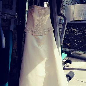 Wedding Dress sz.14 for Sale in Atlanta, GA