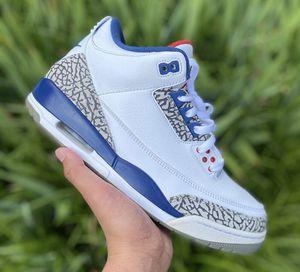 Jordan 3 True Blue size 10.5 for Sale in Annandale, VA