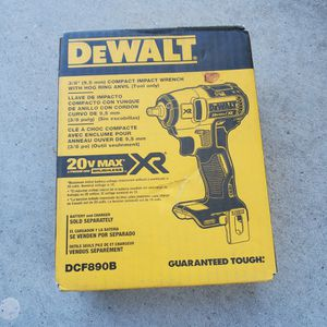 Dewalt Impact Wrench 3/8..tool Only for Sale in Phoenix, AZ