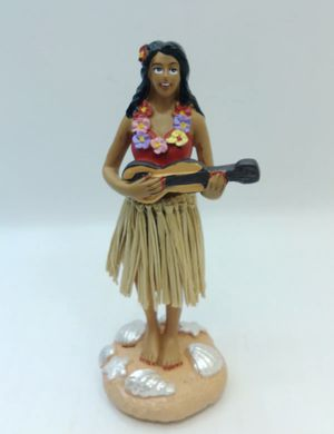 "Smyer Hula Girl Dashboard Doll. Dashboard Bobble Doll, 4.5"" High. NIB for Sale in Fort Myers Beach, FL"