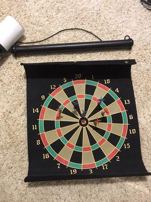Magnetic dart board for Sale in Bellevue, WA