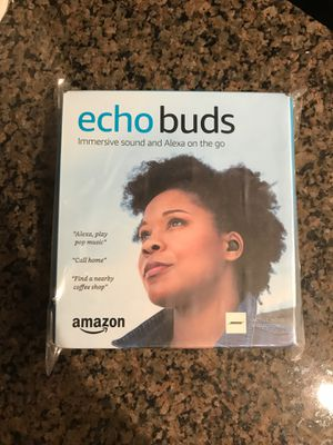 Amazon Echo Buds Wireless Headphones for Sale in Washington, DC