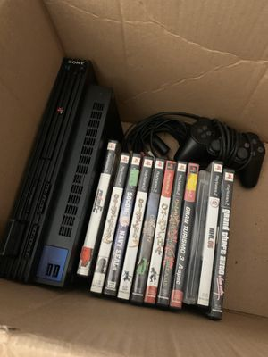 Ps2 PlayStation for Sale in Upland, CA