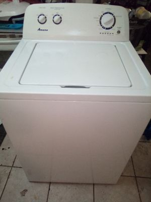 Amana Super Capacity Washer for Sale in Tulare, CA