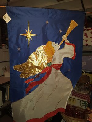 Decorative Holiday Flag for Sale in Chicago, IL