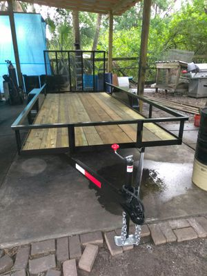 New trailer 6.4x16 ft for Sale in Fort Myers, FL