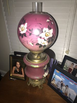 Antique lamp for Sale in Greer, SC