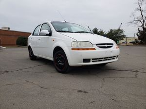 Clean reliable 04 chevy aveo 5speed for Sale in Sterling, VA