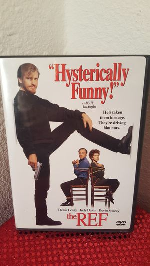 The Ref, DVD Movies, Dennis Leary, In Great condition for Sale in San Diego, CA