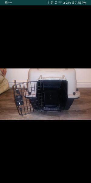 Pet Smart Medium sized Hard Pet Carrier/Crate for Sale in Baldwin Hills, CA