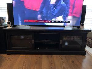 Black TV Stand for Sale in Kirkland, WA