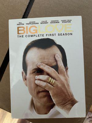 HBO big love season 1 for Sale in Lacey, WA