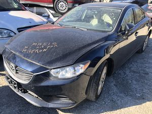 2016 Mazda 6 for parts for Sale in Grand Prairie, TX