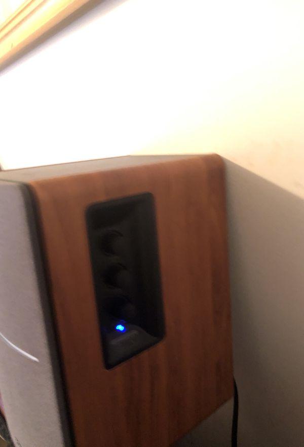 Edifier Bluetooth speakers