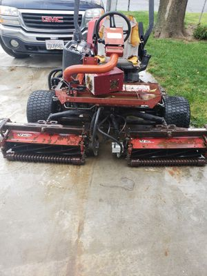Riding lawn mower, Toro reel master 3100D. for Sale in Phillips Ranch, CA