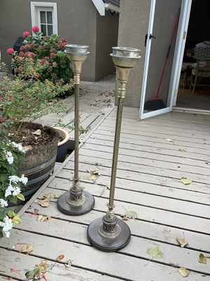 Tall candelabra for Sale in Portland, OR