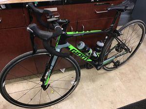 Giant Road bike advanced for Sale in Phoenix, AZ