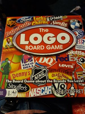 The logo board game for Sale in Fort Worth, TX