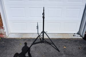 2 Light stands and background holder for Sale in Fairfield, CT