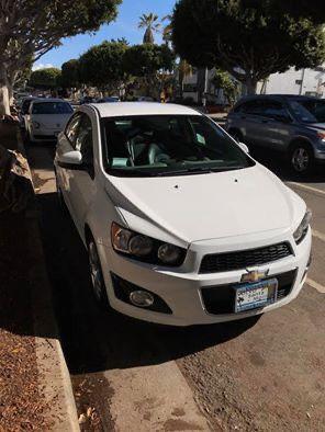 Chevy 2014 Sonic LTZ for Sale in Santa Monica, CA