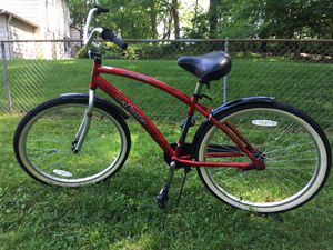 Red LaJolla Street Cruiser Bike for Sale in Silver Spring, MD