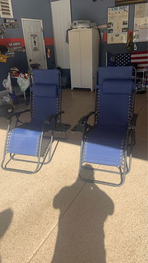 Camping chairs for Sale in Riverside, CA
