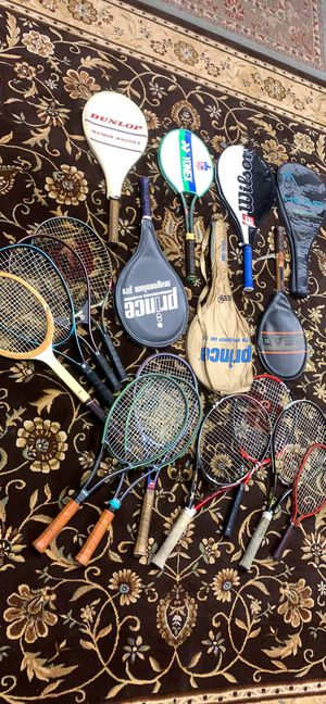 Tennis rackets $6 each or 2/10$ for Sale in Queens, NY