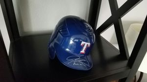 Josh Hamilton autographed helmet for Sale in Poway, CA