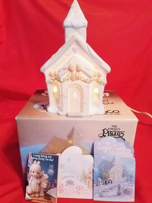 Precious Moments night light for Sale in St. Petersburg, FL