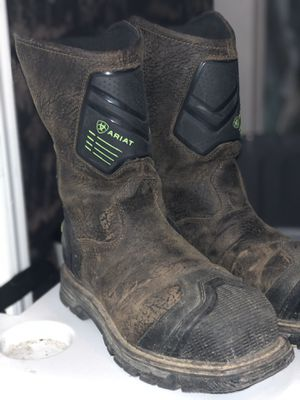 Ariat 71/2 D composite work boots for Sale in Antlers, OK