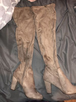 Thigh high boots for Sale in Kyle, TX